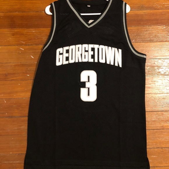 469eeab2d08 NCAA Shirts | Allen Iverson Georgetown Jersey | Poshmark